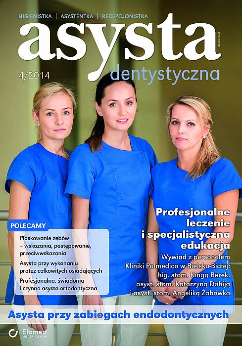 Asysta Dentystyczna wydanie nr 4/2014