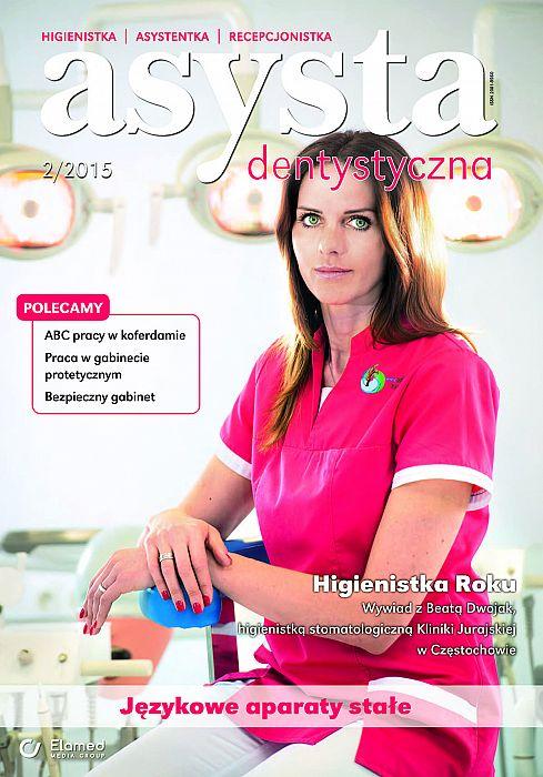 Asysta Dentystyczna wydanie nr 2/2015