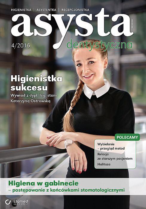 Asysta Dentystyczna wydanie nr 4/2016