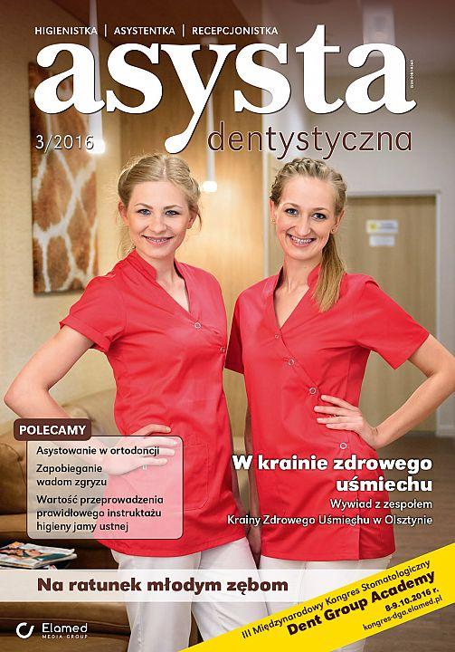Asysta Dentystyczna wydanie nr 3/2016