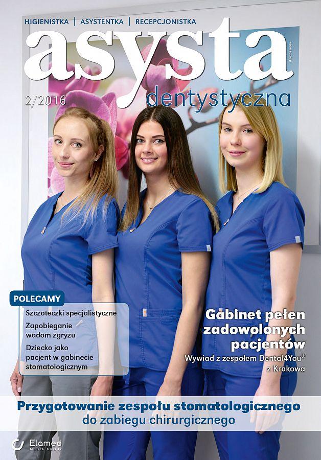 Asysta Dentystyczna wydanie nr 2/2016
