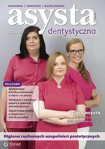 Asysta Dentystyczna wydanie nr 3/2015