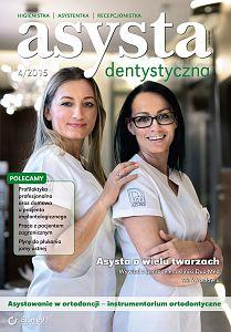 Asysta Dentystyczna wydanie nr 4/2015