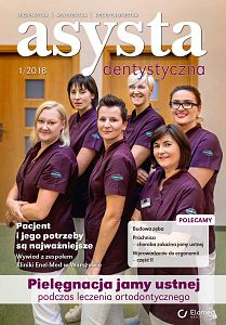 Asysta Dentystyczna wydanie nr 1/2018