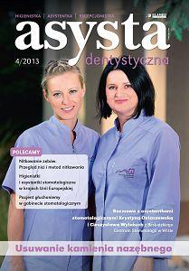 Asysta Dentystyczna wydanie nr 4/2013