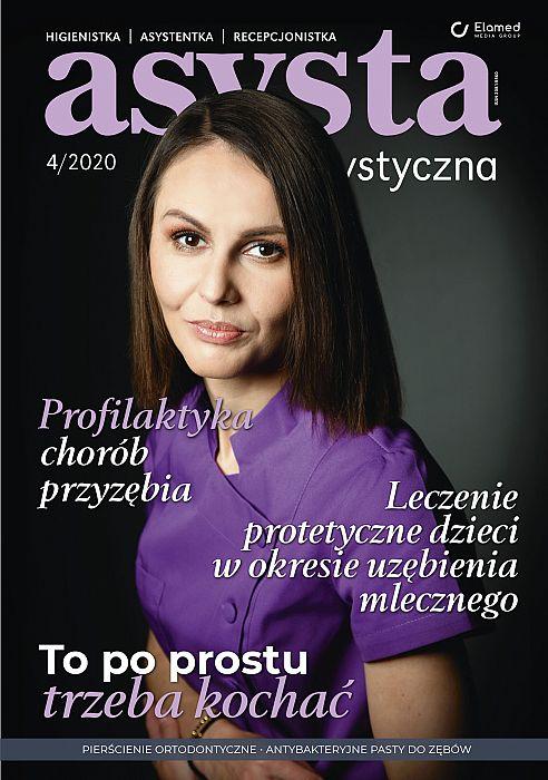 Asysta Dentystyczna wydanie nr 4/2020