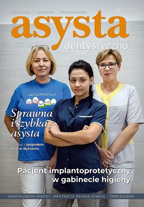 Asysta Dentystyczna wydanie nr 4/2019