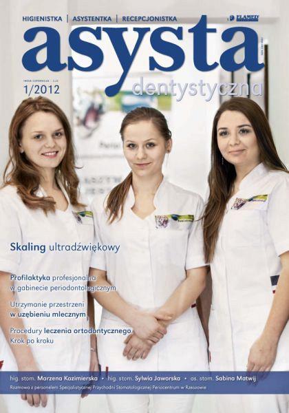 Asysta Dentystyczna wydanie nr 1/2012