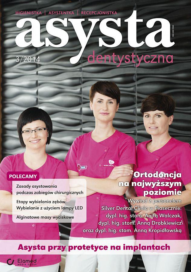 Asysta Dentystyczna wydanie nr 3/2014
