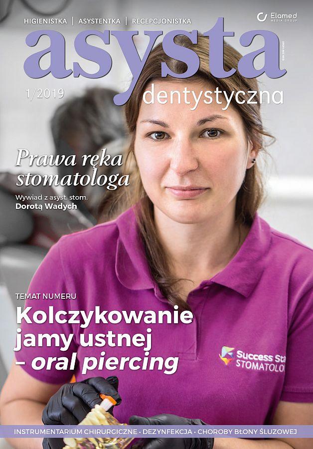 Asysta Dentystyczna wydanie nr 1/2019