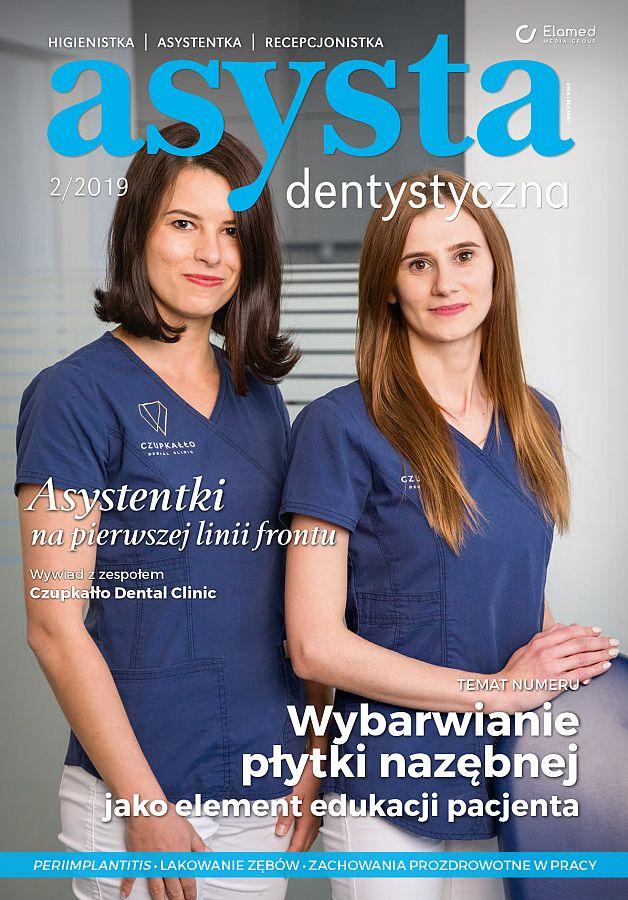 Asysta Dentystyczna wydanie nr 2/2019
