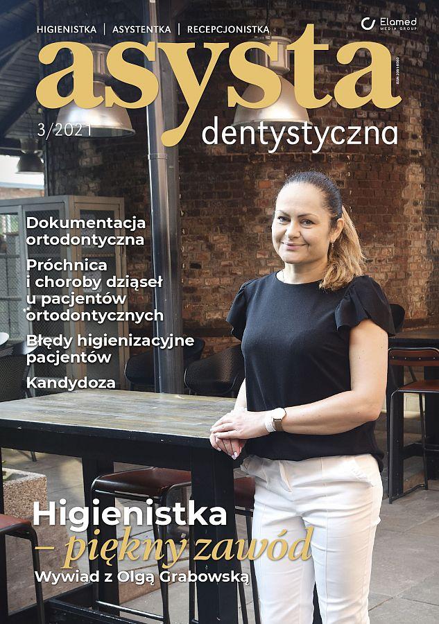 Asysta Dentystyczna wydanie nr 3/2021