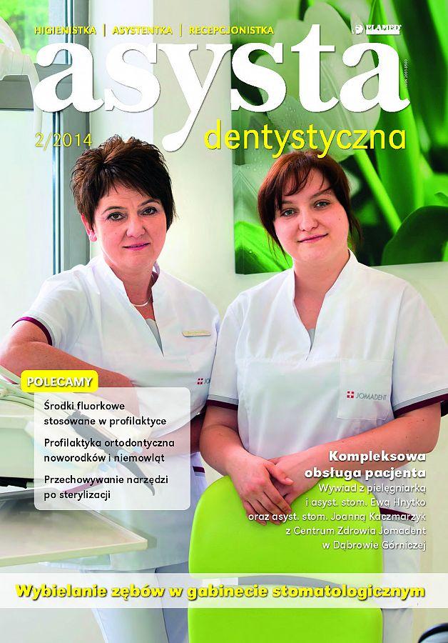 Asysta Dentystyczna wydanie nr 2/2014