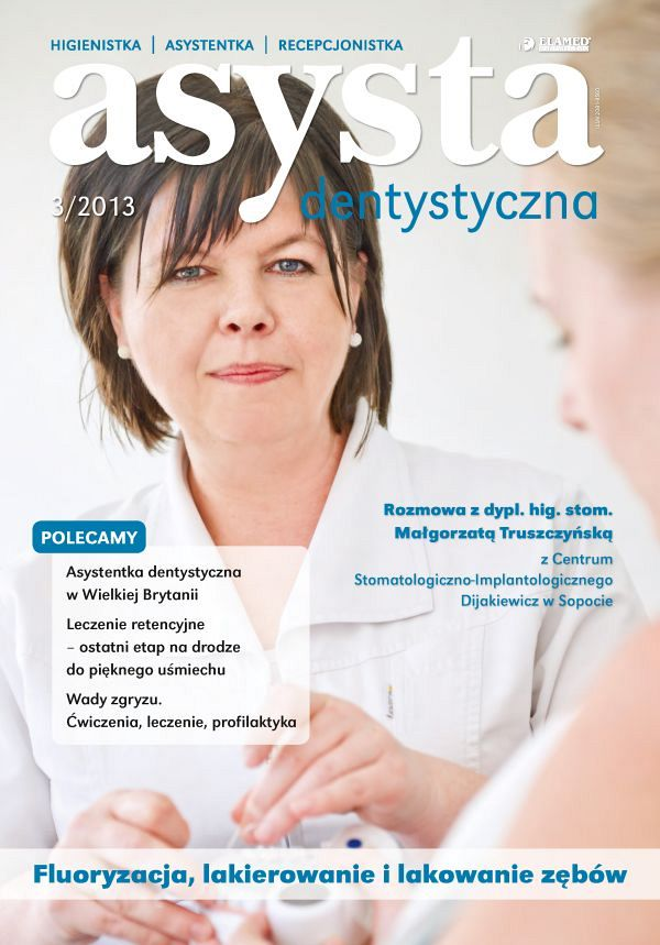 Asysta Dentystyczna wydanie nr 3/2013